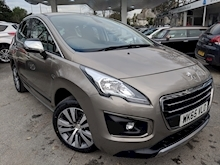 3008 Blue Hdi S/S Active Hatchback 1.6 Manual Diesel
