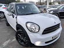 Mini Countryman Cooper Hatchback 1.6 Manual Petrol
