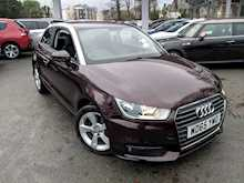 A1 Tfsi Sport Hatchback 1.4 Manual Petrol
