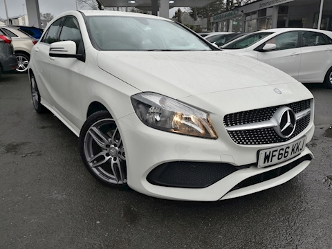 Mercedes-Benz A-Class A 180 D Amg Line Hatchback 1.5 Manual Diesel