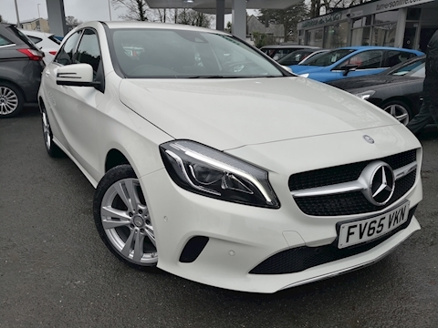 Mercedes-Benz A-Class A 180 D Sport Premium Hatchback 1.5 Manual Diesel