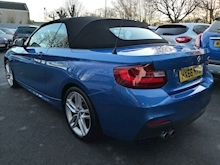 2 Series 230I M Sport Convertible 2.0 Automatic Petrol