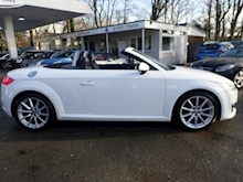TT Tdi Ultra Sport Convertible 2.0 Manual Diesel