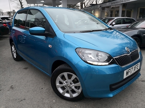 Skoda Citigo Se Mpi Hatchback 1.0 Manual Petrol