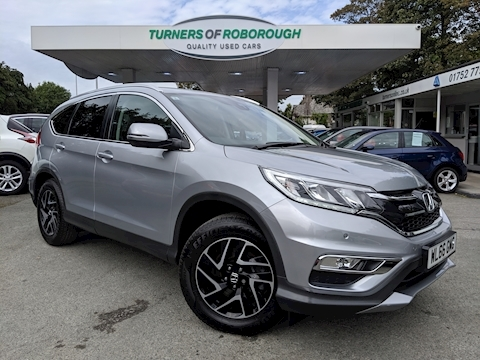 Honda Cr-V 1.6 I-Dtec Se Plus Navi Estate Manual