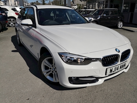 Bmw 3 Series 316I Sport Touring Estate 1.6 Automatic Petrol