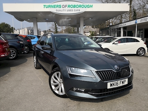 Skoda Superb Se L Executive 2.0 TDI Estate