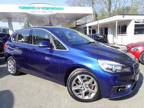 Bmw 2 Series 218D Luxury Active Tourer Hatchback 2.0 Automatic Diesel
