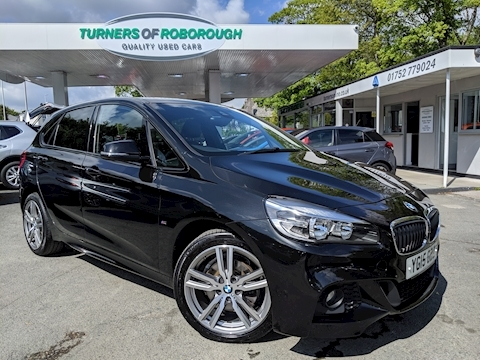 Bmw 2 Series 220I M Sport Active Tourer 2.0 5dr Hatchback Manual Petrol