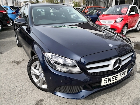 Mercedes-Benz C Class C 200 D Se Executive Edition Estate 1.6 Automatic Diesel