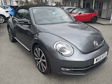 Beetle Sport Tsi Bluemotion Technology Dsg Convertible 2.0 Semi Auto Petrol