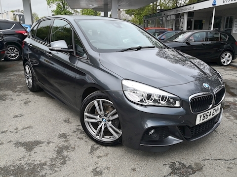 Bmw 2 Series 218D M Sport Active Tourer Hatchback 2.0 Manual Diesel