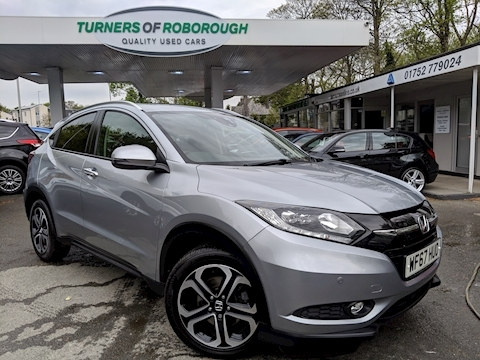 Honda Hr-V I-Dtec Ex Hatchback 1.6 Manual Diesel