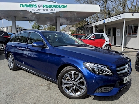 Mercedes-Benz C Class C 220 D Sport Premium Estate 2.1 Automatic Diesel