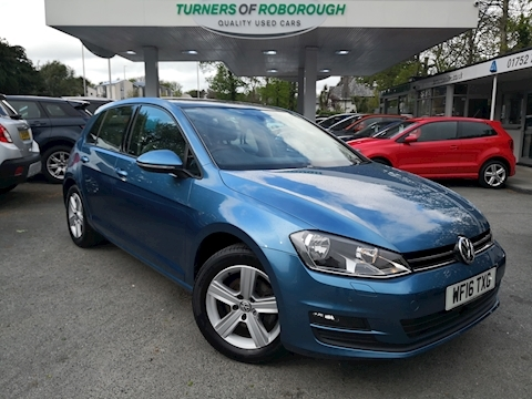 Volkswagen Golf Match Edition Tsi Bmt Hatchback 1.4 Manual Petrol