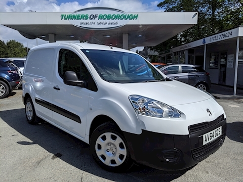 Peugeot Partner Hdi Professional L1 625 Panel Van 1.6 Manual Diesel