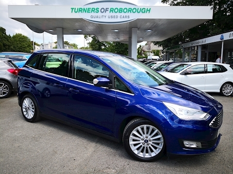 Ford C-Max Grand Titanium Tdci Mpv 1.5 Manual Diesel