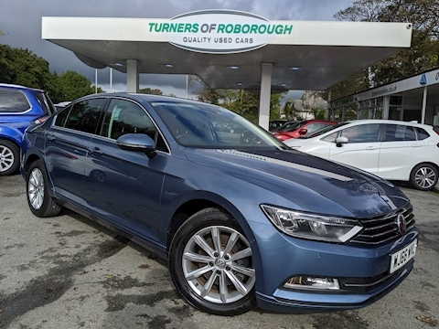 Volkswagen Passat Se Business Tdi Bluemotion Tech Dsg Saloon 2.0 Semi Auto Diesel