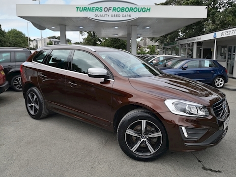 Volvo Xc60 D5 R-Design Lux Nav Awd Estate 2.4 Automatic Diesel