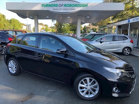 Toyota Auris Valvematic Icon Hatchback 1.6 Manual Petrol