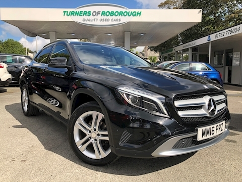 Mercedes-Benz Gla-Class Gla 220 D 4Matic Sport Premium Estate 2.1 Automatic Diesel