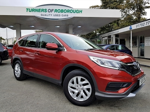 Honda Cr-V I-Dtec S Navi Estate 1.6 Manual Diesel