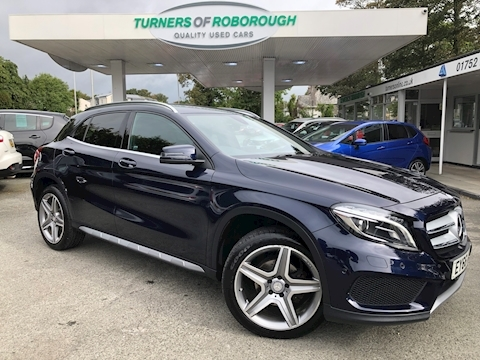 Mercedes-Benz Gla-Class Gla 200 D 4Matic Amg Line Premium Estate 2.1 Automatic Diesel