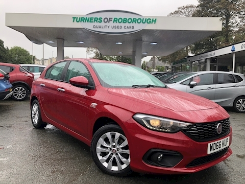 Fiat Tipo T-Jet Easy Plus Hatchback 1.4 Manual Petrol