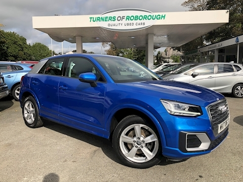 Audi Q2 Tdi Sport Estate 1.6 Manual Diesel