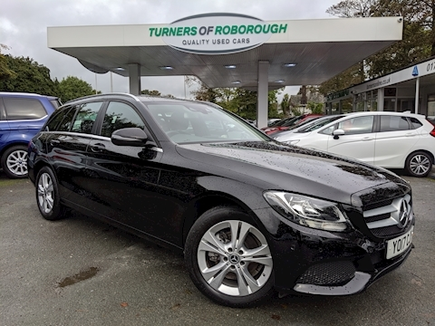 Mercedes-Benz C Class C 200 Se Executive Estate 2.0 Automatic Petrol