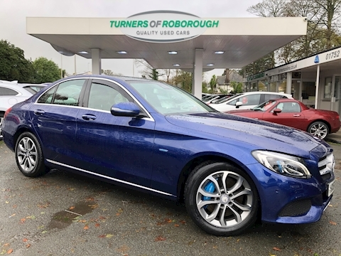 Mercedes-Benz C Class C350 E Sport Premium Plus Saloon 2.0 Automatic Petrol/Electric