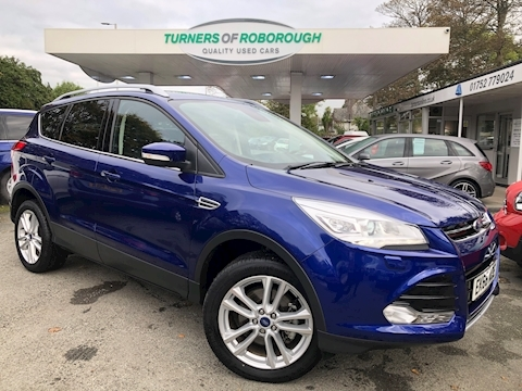 Ford Kuga Titanium X Tdci AWD 2.0 5dr Hatchback Automatic Diesel