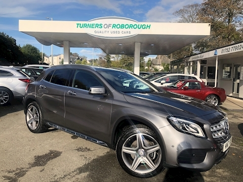 Mercedes-Benz Gla-Class Gla 220 D 4Matic Amg Line Premium Plus Estate 2.1 Automatic Diesel