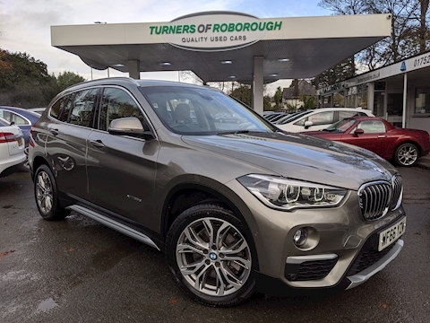 Bmw X1 Xdrive25d Xline Estate 2.0 Automatic Diesel