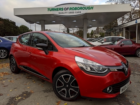 Renault Clio Dynamique Medianav Tce Hatchback 0.9 Manual Petrol