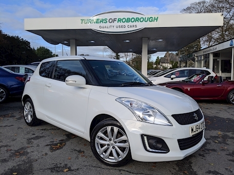 Suzuki Swift Sz4 Hatchback 1.2 Manual Petrol