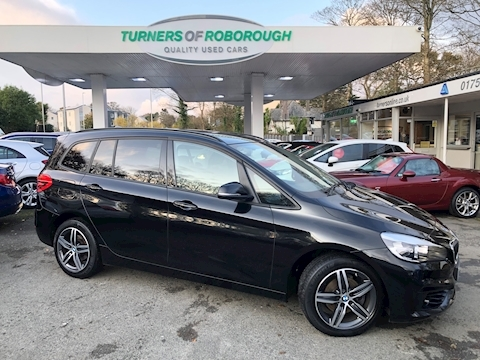 Bmw 2 Series 216D Sport Gran Tourer Estate 1.5 Manual Diesel