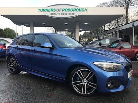 BMW 1 Series 118D M Sport Shadow Edition Hatchback 2.0 Automatic Diesel
