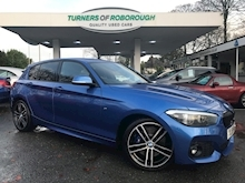 1 Series 118D M Sport Shadow Edition Hatchback 2.0 Automatic Diesel
