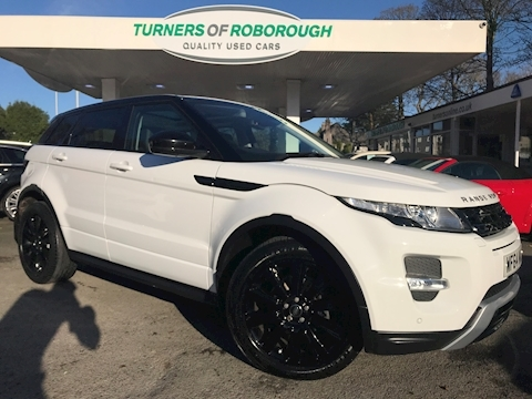 Land Rover Range Rover Evoque Sd4 Dynamic Estate 2.2 Manual Diesel