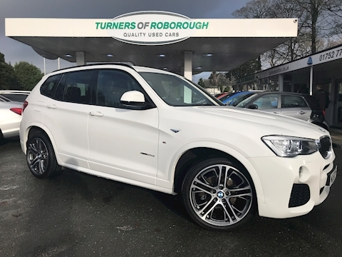 BMW X3 Xdrive20d M Sport Estate 2.0 Automatic Diesel