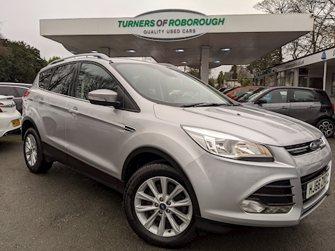 Ford Kuga Titanium Tdci Hatchback 2.0 Manual Diesel