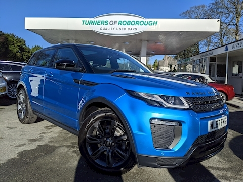 Land Rover Range Rover Evoque Td4 Landmark Estate 2.0 Automatic Diesel