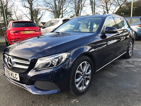 Mercedes-Benz C Class C200 D Sport Premium Estate 1.6 Automatic Diesel