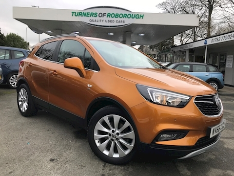 Vauxhall Mokka X Elite S/S Hatchback 1.4 Manual Petrol