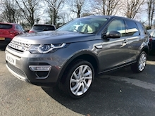 Discovery Sport Sd4 Hse Luxury Estate 2.2 Automatic Diesel
