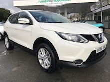 Qashqai Acenta Dig-T Smart Vision Hatchback 1.2 Manual Petrol