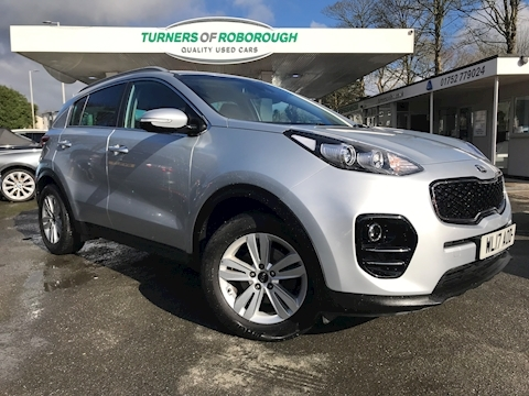Kia Sportage Crdi 2 Isg Estate 1.7 Manual Diesel