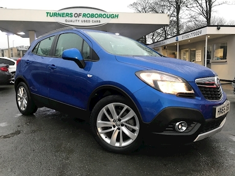 Vauxhall Mokka Tech Line 1.4 5dr Hatchback Manual Petrol
