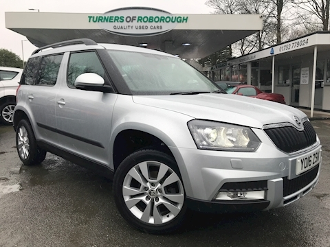 SKODA Yeti Outdoor Se L Tsi 1.2 5dr Hatchback Manual Petrol